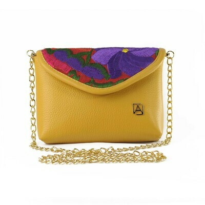 Crossbody bag  Mostaza color