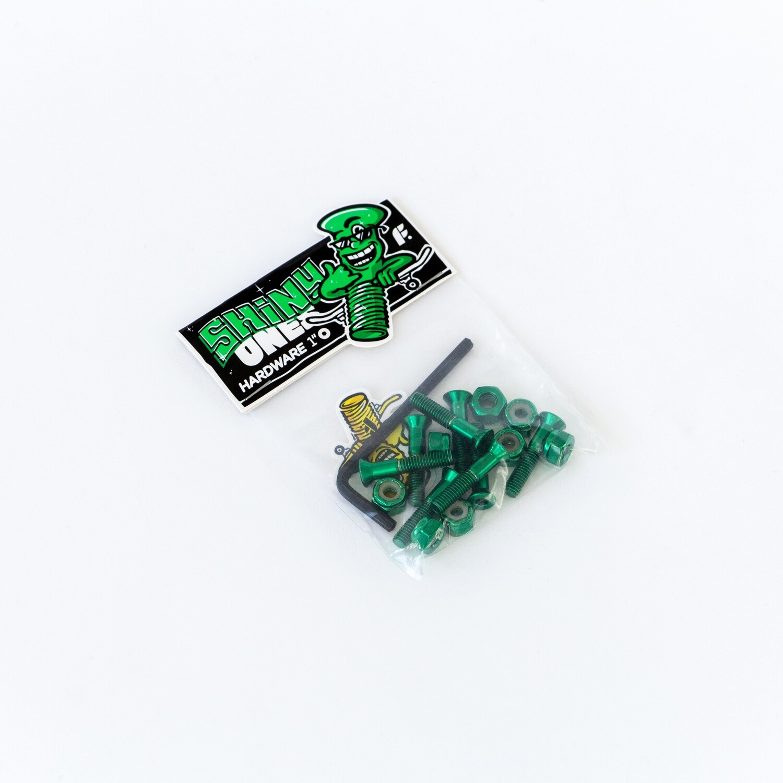 Комплект винтов Footwork Shiny Green