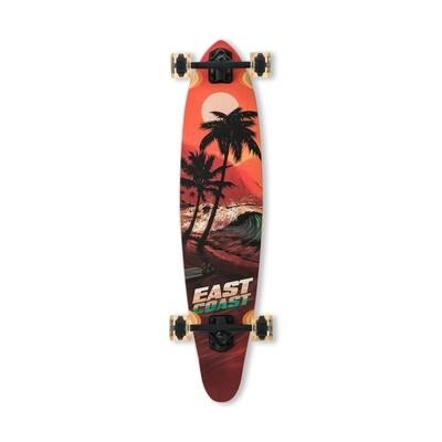 Лонгборд Eastcoast Surf Sibiria Paradise 38