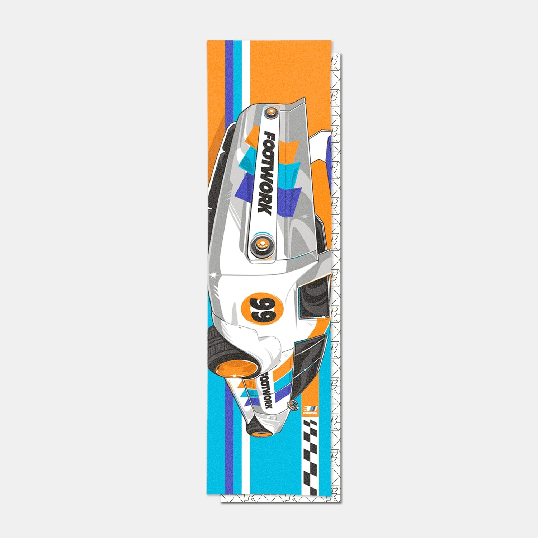 Шкурка для скейтборда Footwork Cresta