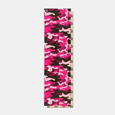 Шкурка DipGrip Pink/Black Camo