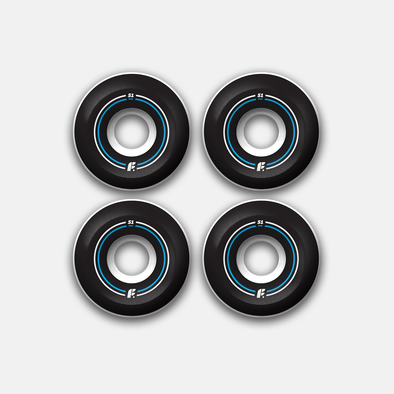 Комплект колес Footwork Basic 100A