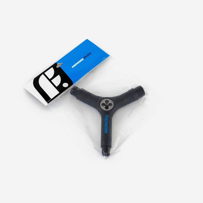 Ключ Footwork Black с резьборезом