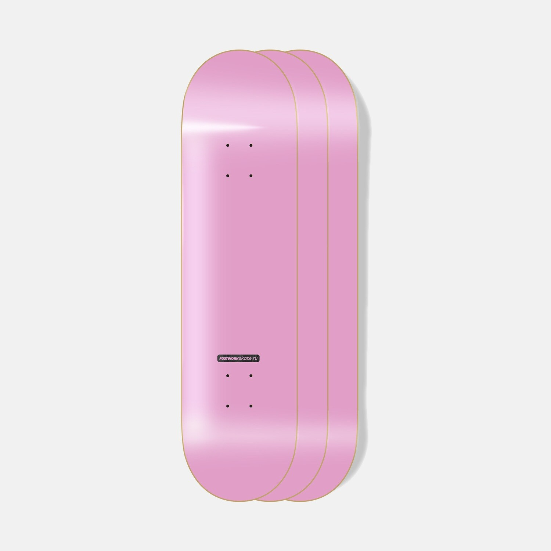 "Дека ""Запаска"" Dirty Pink"