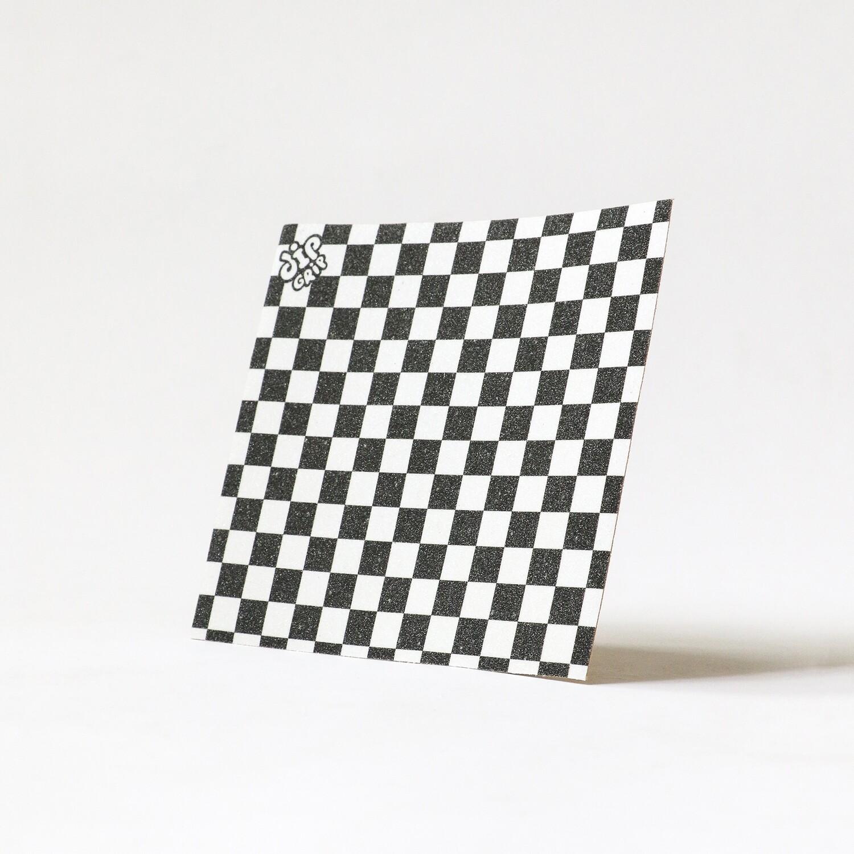 Шкурка DipGrip Mini Check Black