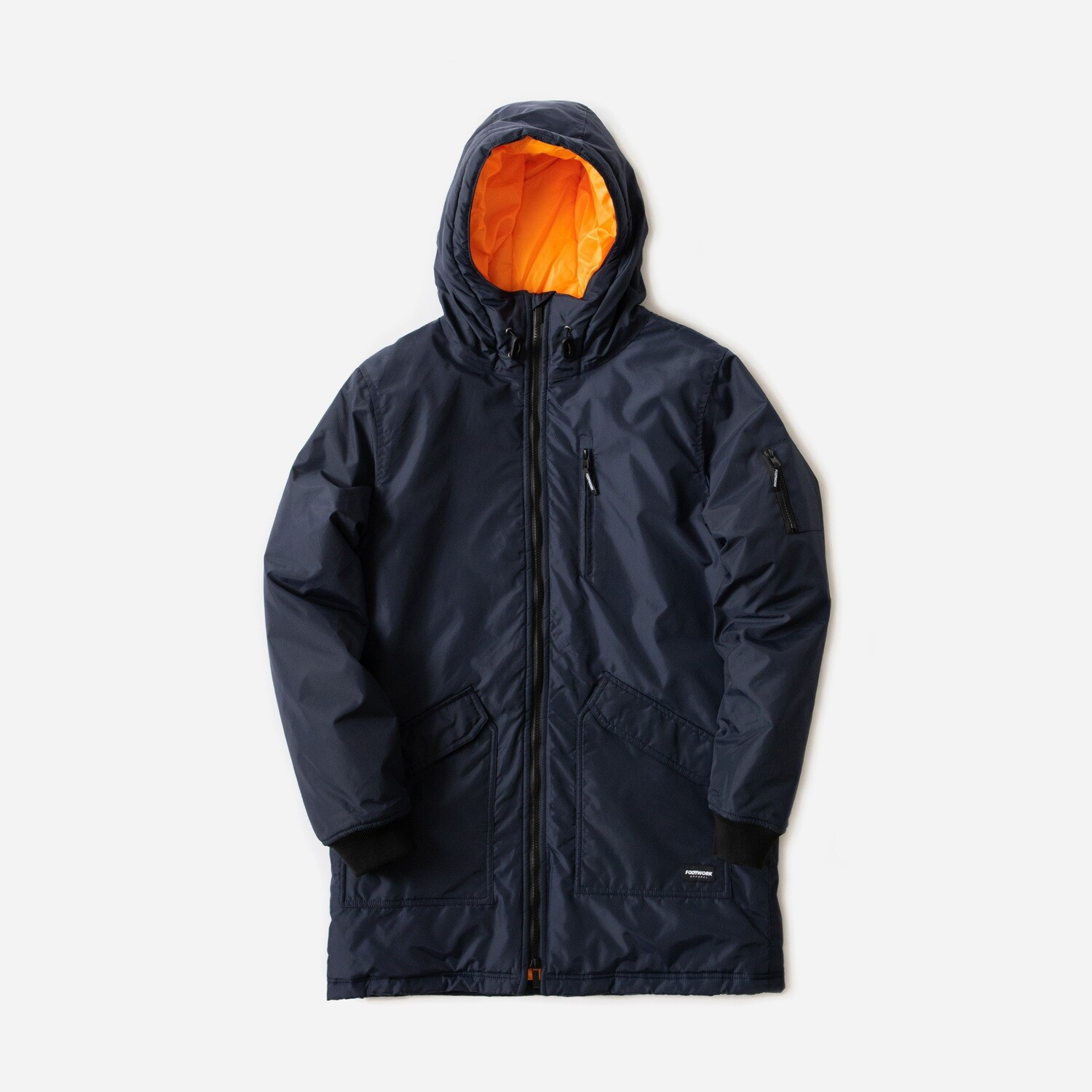 Парка зимняя Footwork Dealer Dark Navy