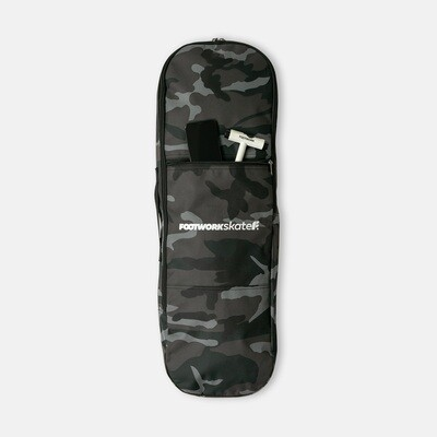 Чехол для скейтборда Footwork DeckBag Black Camo