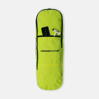 Чехол для скейтборда Footwork DeckBag Safety Yellow