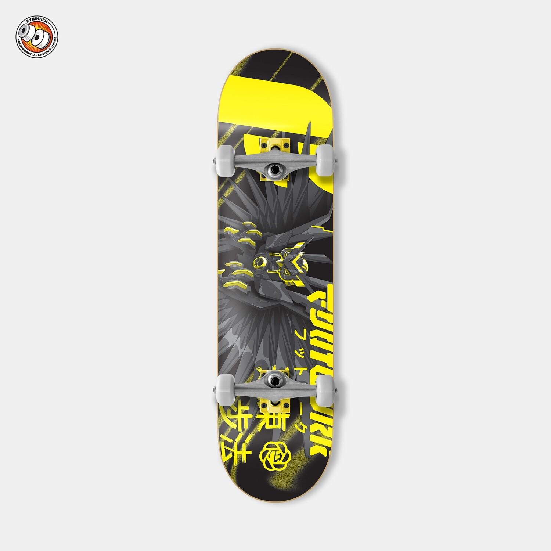 Скейтборд в сборе Footwork Owl Beast
