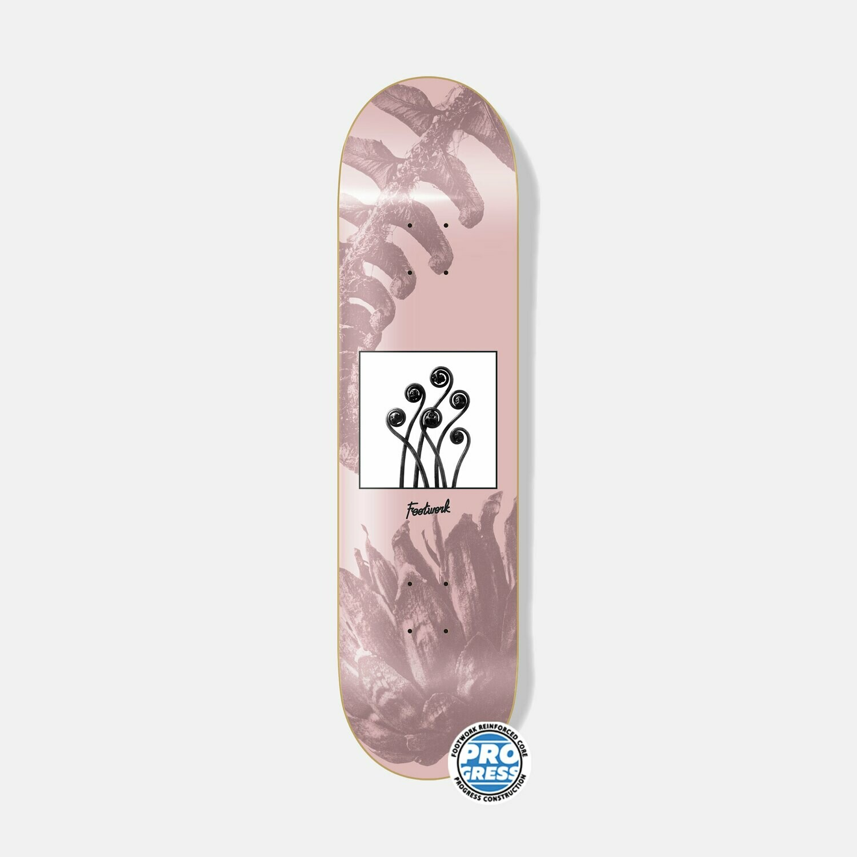 Дека Footwork Progress Flora Pink