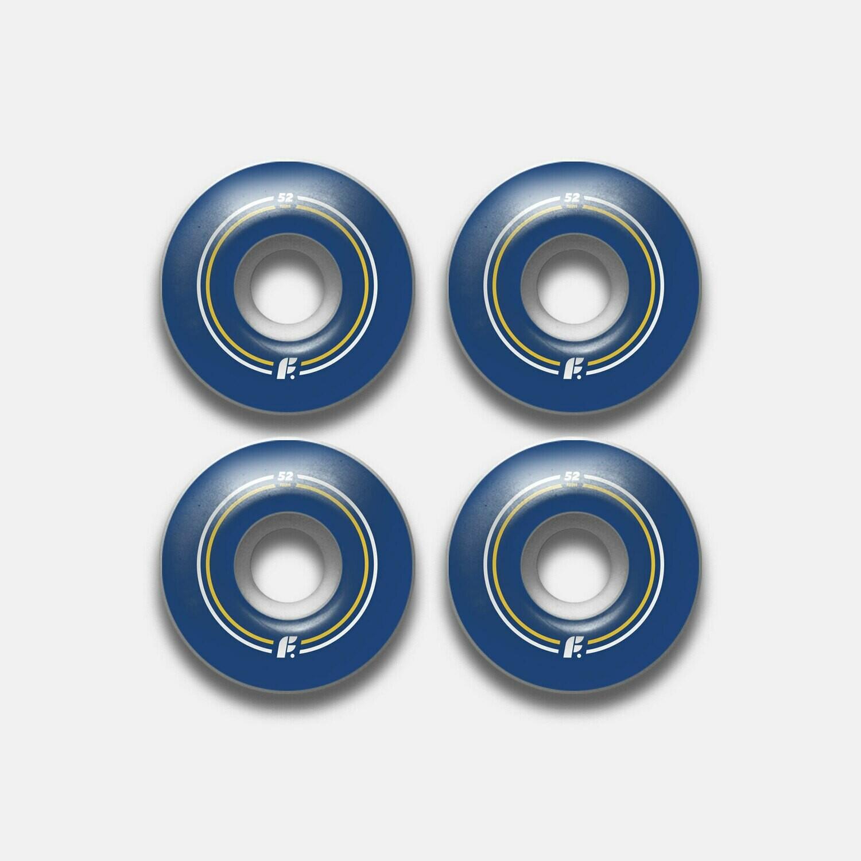 Комплект колес Footwork Basic Blue 100A (Classic)