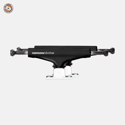 Комплект подвесок Footwork Label White/Black