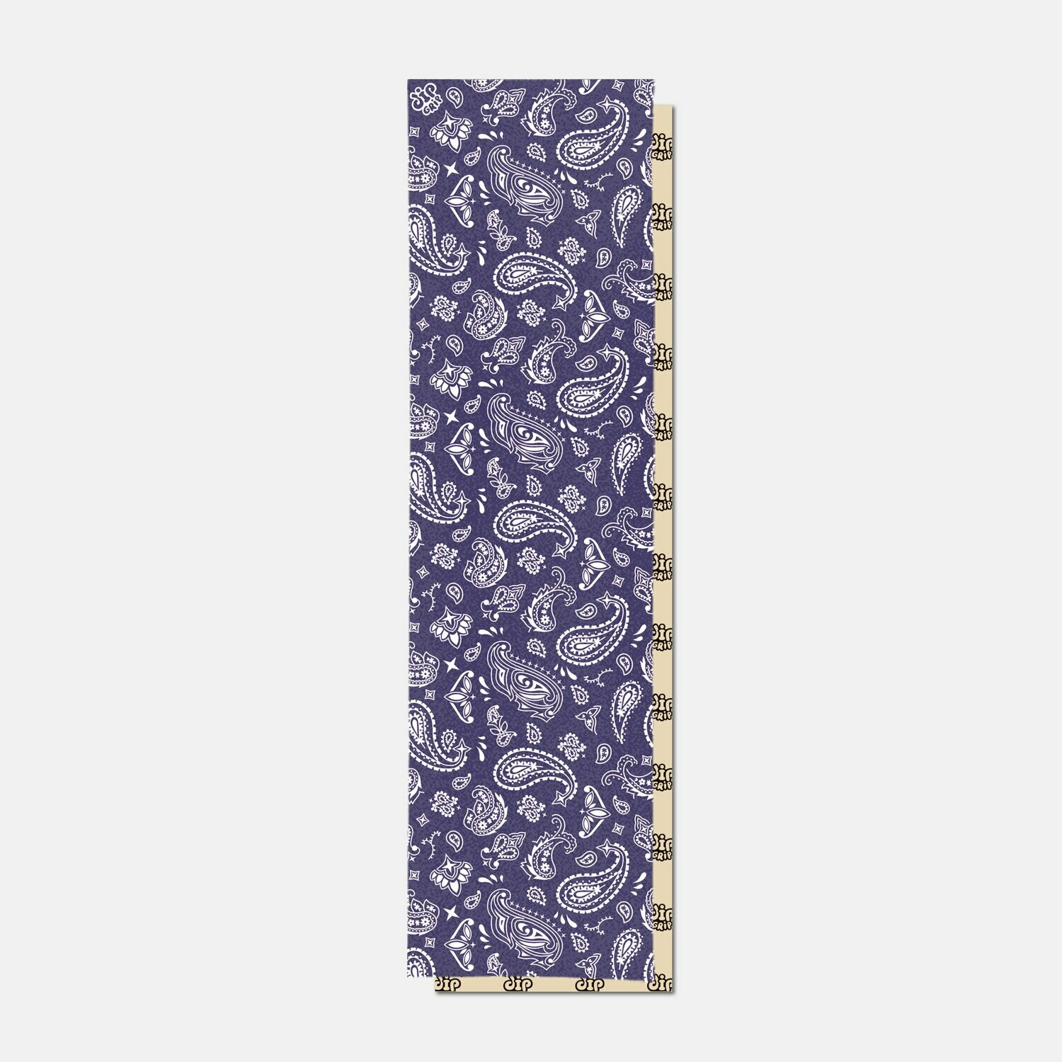Шкурка DipGrip Paisley Violet Perforated