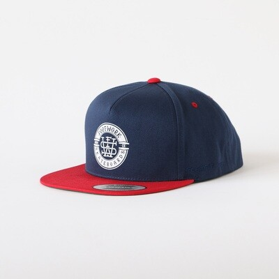 Кепка Footwork Heritage Navy/Red