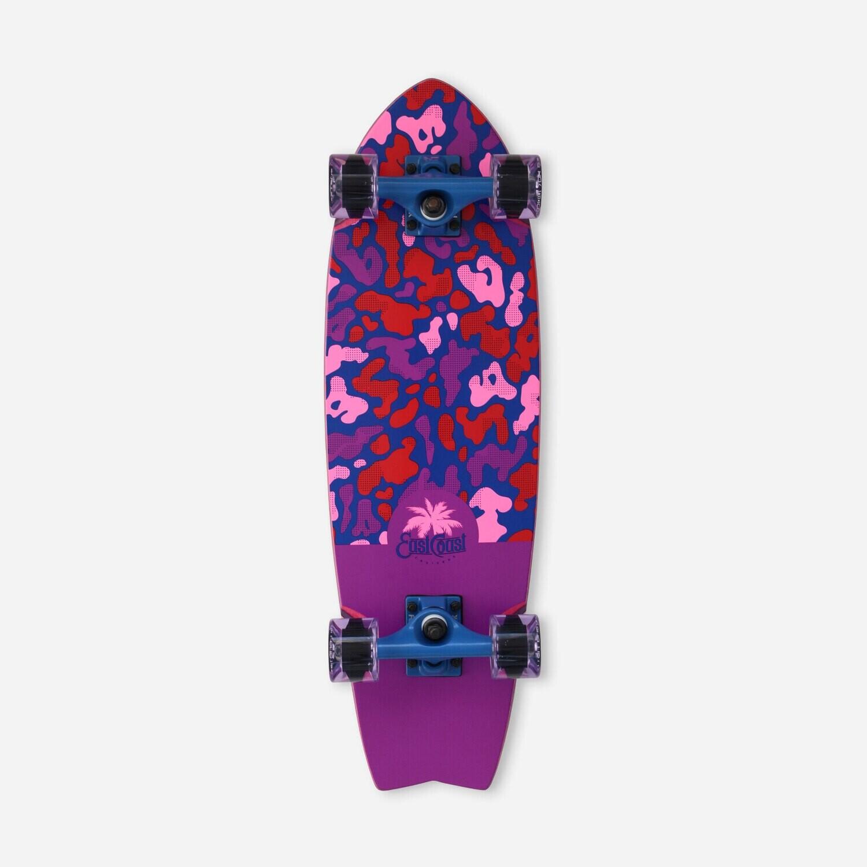"Круизер Eastcoast Surfie Purple 27 x 8.25"""