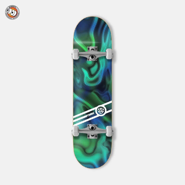 Скейтборд в сборе Footwork Blur