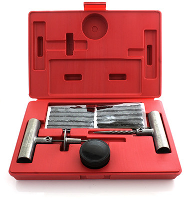 4 X 4 TUBELESS REP KIT, EXTRA HEAVY DUTY (RED CASE)