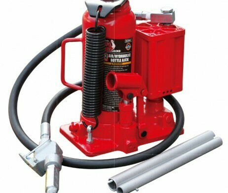 TQ12002 12T AIR-HYDRAULIC BOTTLE JACK