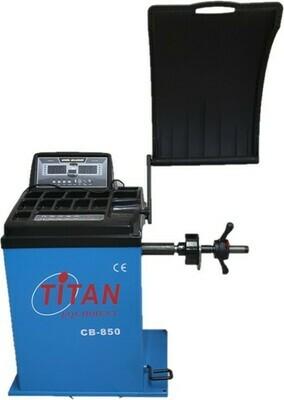 TITAN WHEEL BALANCER CB-850