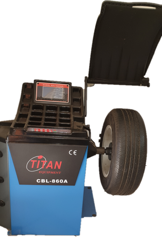 TITAN WHEEL BALANCER CBL-860A