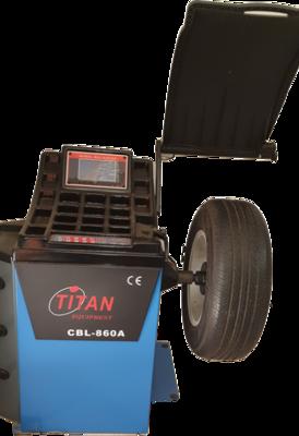 TITAN WHEEL BALANCER CBL-860A