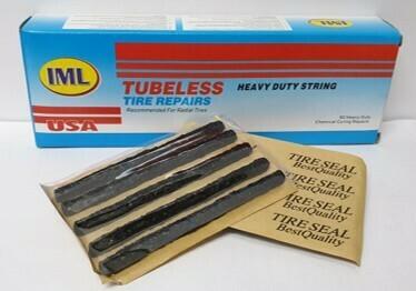 TUBELESS PLUGS/60 **BROWN