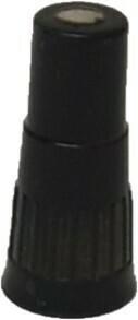 19MM BLACK PLASTIC  VALVE EXTENSION