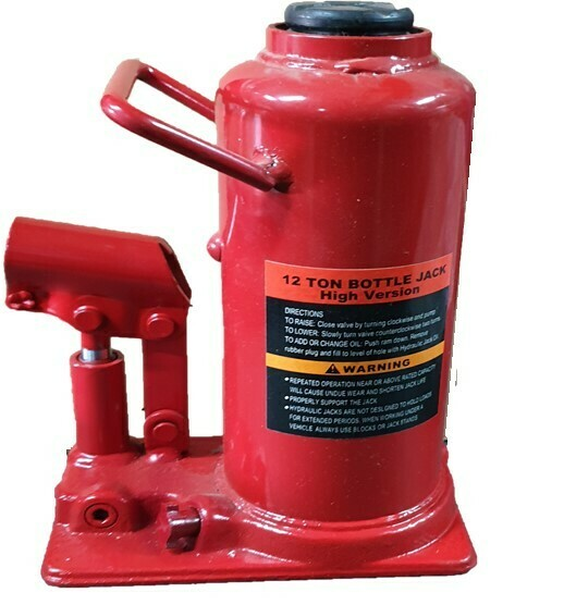 WASP 10 TON BOTTLE JACK