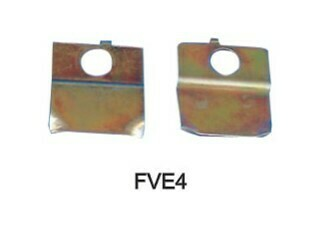 CLAMP TYPE BRACKETS FOR VALVE EXT.