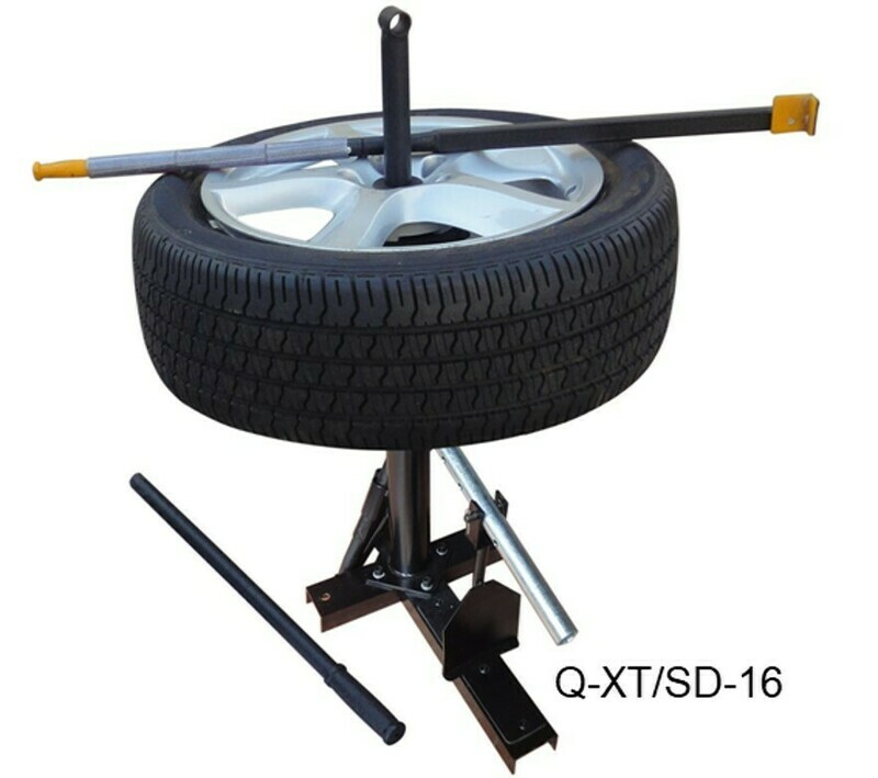 TITAN MANUAL TYRE CHANGER, SD-16