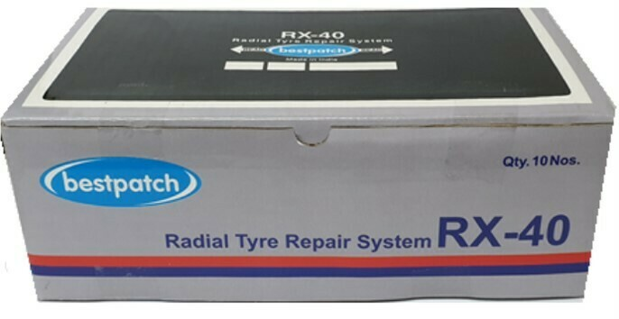 RX-40 BESTPATCH RADIAL GAITOR, 10 PER PACK