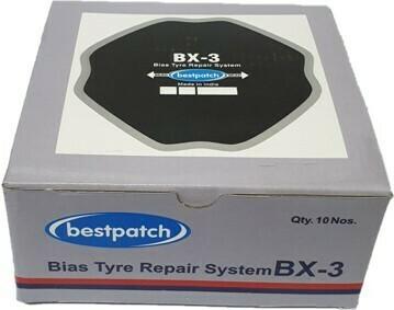 BX-3 BEST CROSS-PLY GAITOR, 10/BOX