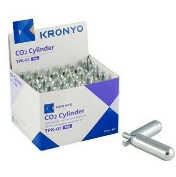 16G CO2 CYLINDER FOR TYRE REPAIR –