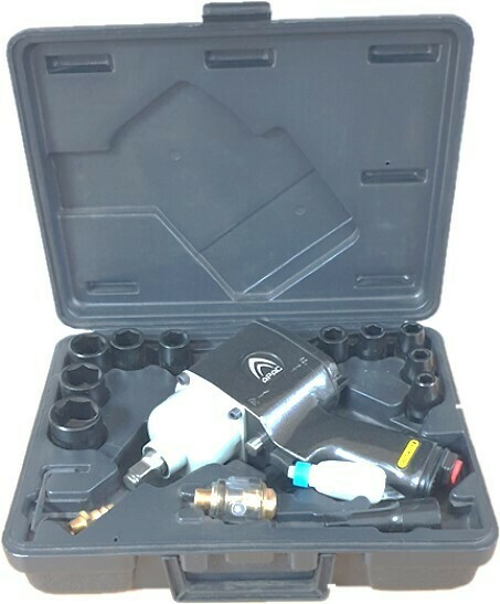 "APAC 1/2"" HEAVY DUTY IMPACT WRENCH KIT"