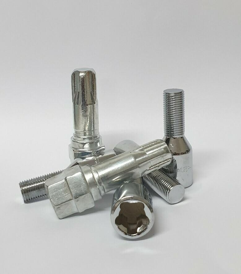 LOCK BOLT SET LBS-M12X1.25