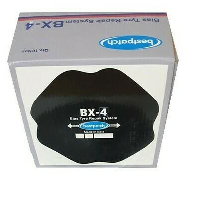 BX-4BEST CROSS-PLY GAITOR, 10/BOX