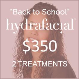 2 HydraFacial Treatments