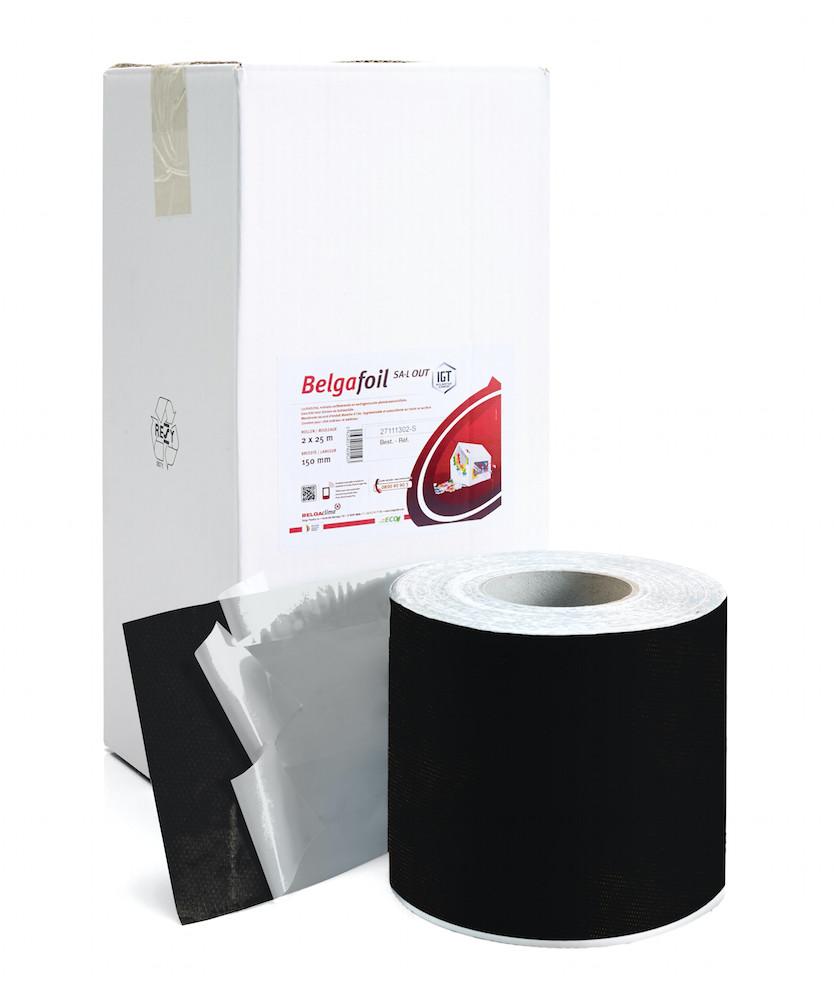 BelgaFoil SA-L OUT, self-adhesive external window tape