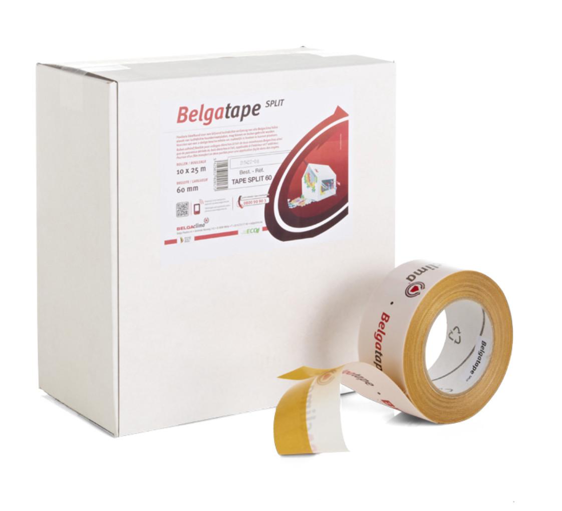 Belgatape Split, 60mm/100mm x 25m