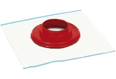 Heat Resistant Grommet for the air tightness of twin walled chimney flues