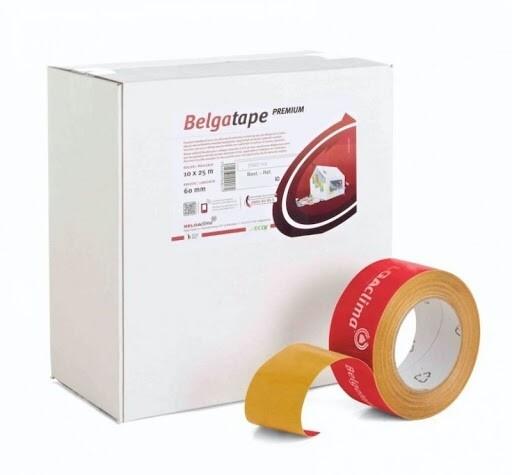Belgatape Premium, hand-tearable air tightness tape, 60mm x 25m