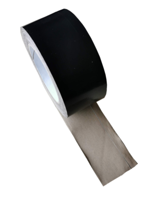 prodomo BLACK SR, split release Air Tight Tape, 48/12mm x 25m