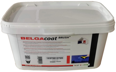 Belgacoat Brush dark 5 liter, air tight paint
