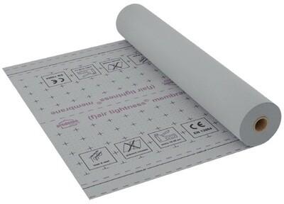 (f)air tightness® membrane PLUS, 1.5 x 50m, CE certified