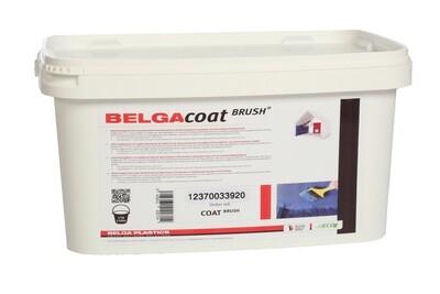 Belgacoat Brush dark 5 liter, air tight paint