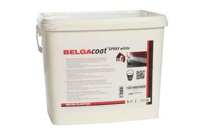 Belgacoat Spray white 10 liter, air tight paint