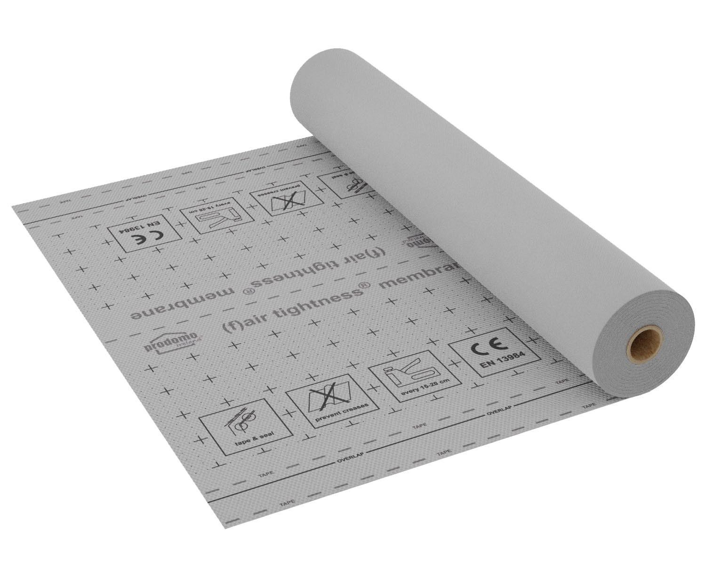 (f)air tightness® membrane EXTRA, 1.5 x 50m, CE certified