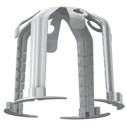 Spacer for recess lights