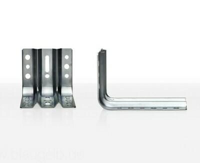 Support Bracket for thermal door threshold