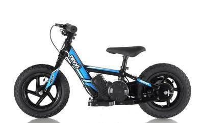 """Revvi Twelve"""" Bike - Blue"""